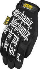 Mechanix Wear ORIGINAL Gloves WOMEN'S SMALL BLACK