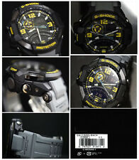 Casio G-Shock GA1000-8A G-Aviation Twin Sensor Multi Color Dial Watch