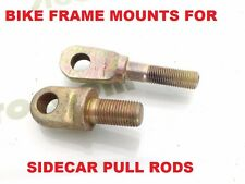 SIDECAR PRO I Sidecar Strut Pull Rod mounting bolts I FACTORY DIRECT