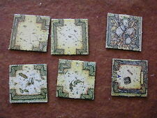 ROOM TILES LOT 7 DUNGEONQUEST / GAMES WORSHOP