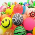 10Pcs Colorful 27mm Bouncy Jet Balls Kids Toy For Pinata Loot Party Bag Fillers