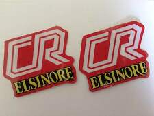 HONDA 1981 CR ELSINORE SIDE PANEL MOTOCROSS MX GRAPHICS DECALS STICKERS