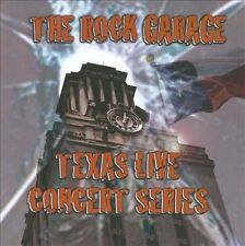 CD Rock Garage Texas Live Concert S Vol. 1-Rock Garage Texas Live Concert Series