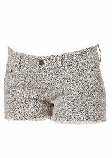 Roxy Kids Sz 5 Medium Shorts TW Lisy Animal Print