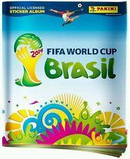Panini WM 2014 20 Sticker aussuchen aus fast allen