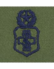 AF-S346 Master Medical Technician USAF Sew-On Subdued