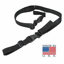 CONDOR Speedy 2 Point Rifle Gun Sling Quick Adjust - Black #US1003