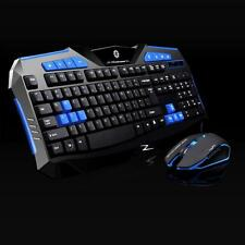 Wireless  Gaming 2.4G keyboard and Mouse Set to computer Multimedia Gamer