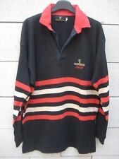 Polo GUINNESS style maillot rugby vintage taille XL