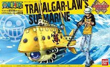 BANDAI ONE PIECE MODEL KIT GRAND SHIP COLLECTION #02 TRAFALGAR-LAW'S SUBMARINE
