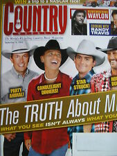 TIM McGRAW  KENNY CHESNEY  WAYLON JENNINGS  Sept. 2003 COUNTRY WEEKLY