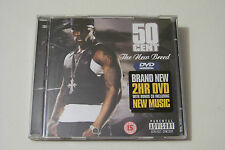 50 CENT - THE NEW BREED CD+DVD 2003 (Dr Dre Eminem Lloyd Banks) WIE NEU
