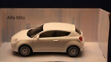 Modellauto/ ALFA MITO/ EUROPEAN COLLECTION  /weiss /Mondo / 1:43 / 3+/OVP