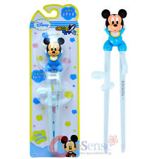Disney Mickey Mouse Kids Training Chopsticks  Easy Chopsticks