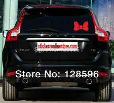 Minnie Mouse Bow Funny Cute bumper, car, window, ipad or laptop sticker Back