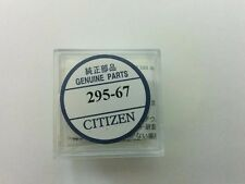 NEW GENUINE CITIZEN WATCH CELL - CAPACITOR  Eco-Drive  295-67 : LOOKS ++