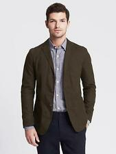 NWT Banana Republic Heritage Military Blazer,Washed Olive SIZE 44L 44 L  $250.00