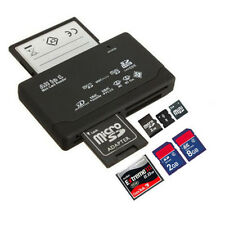 All in One External USB Memory Card Reader SD SDHC Mini Micro M2 MMC XD CF MS PS