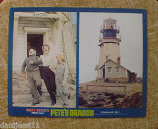 1977, Pete´s Dragon, Walt Disney Lobby Card,Technicolor,Buena Vista Distribution
