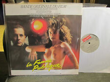 Alain Wisniak la femme publique 84 OST soundtrack lp andrzej zulawski possession