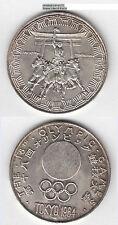 Olympiade Tokyo 1964 Feinsilbermed. ca. 29,79 g ca. 45 mm guterZustand (cc23)