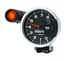 AUTO METER 233905 5'' AUTO GAGE MONSTER TACH W/ SHIFT LITE 8000 RPM