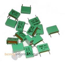 20x 1.5uF 100V Metallized Polyester MKT CAPACITOR DS Film - AUS STOCK