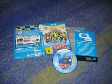 Nintendo Wii U SpielTHE LEGEND OF ZELDA THE WIND WAKER HD Deutsch neuw.