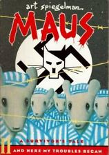 Maus II: A Survivor's Tale: And Here My Troubles Began Pantheon Graphic Novels