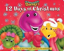 Barney: Barney's 12 Days of Christmas by Mark S. Bernthal and Inc. Staff...