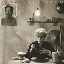JAPAN TIN DRUM REMASTERED CD NEW