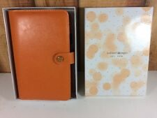 Webster's Pages orange  Personal Planner 6 Ring Binder  In Box Agenda