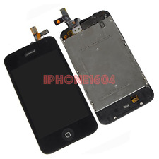 iPhone 3G Front Assembly Repair Replacement – LCD and Digitizer - Black - CAD