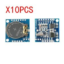 10PCS I2C RTC AT24C32 DS1307 Real Time Clock Module for Arduino AVR ARM PIC