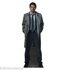 SUPERNATURAL ANGEL CASTIEL MISHA COLLINS LIFESIZE STANDUP STANDEE CUTOUT POSTER