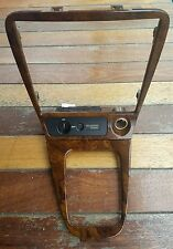 99-05 MAZDA MX5 MIATA Radio Bezel Shifter Surround Wood Special Edition Nardi