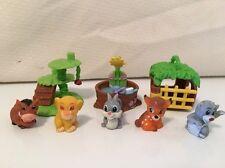 Squinkies Pets 'n Pals Series 2 Set - Disney Jungle Book Bambi Lion King