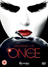 Once Upon a Time: Seasons 1-5 (Box Set) [DVD]