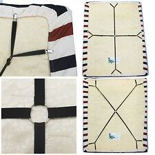 Crisscross Adjustable Bed/Fitted Sheet Straps Suspenders Gripper/Holder/Fastener