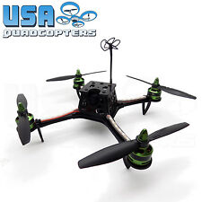 Striker250 Quadcopter Racing Drone Kit w/ 2205 2350kv Motors 30A ESC Naze32 3-4s