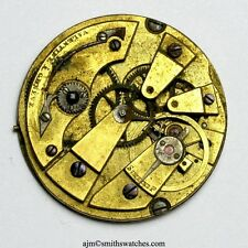 SWISS MADE HIGH GRADE CYLINDER WATCH MOVEMENT  R3