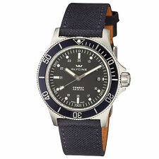 NIB Glycine Combat Sub Watch w Black Dial, Authorized Dealer, MSRP: $2450,10 Pic
