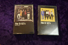 The B-52s Lot of 2 cassettes first release and Whammy!