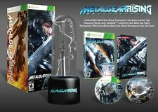 Metal Gear Rising Revengeance -- Plasma Lamp Limited Edition Microsoft Xbox 360