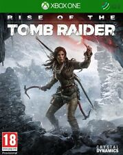 Rise Of The Tomb Raider Xbox One * NEW SEALED PAL *