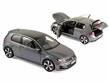 NOREV 2014 14 VW VOLKSWAGEN GOLF GTI 1/18 DIECAST MODEL CAR GREY METALLIC 188518