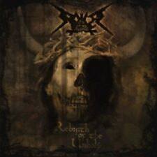 "Brokel ""Rebirth Of The Unholy"" CD [Mexican Satanic Death, DECEIDE/VITAL REMAINS]"