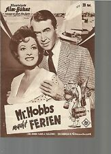 IFB Nr. 6201 Mr. Hobbs macht Ferien (James Stewart, Maureen O`Hara)