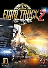 Euro Truck Simulator 2 PC [Steam] No Disc or Box     Fast Dispatch