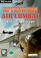 OPERATION AIR COMBAT BATTLE of EUROPE FLIGHT SIMULATOR NEU